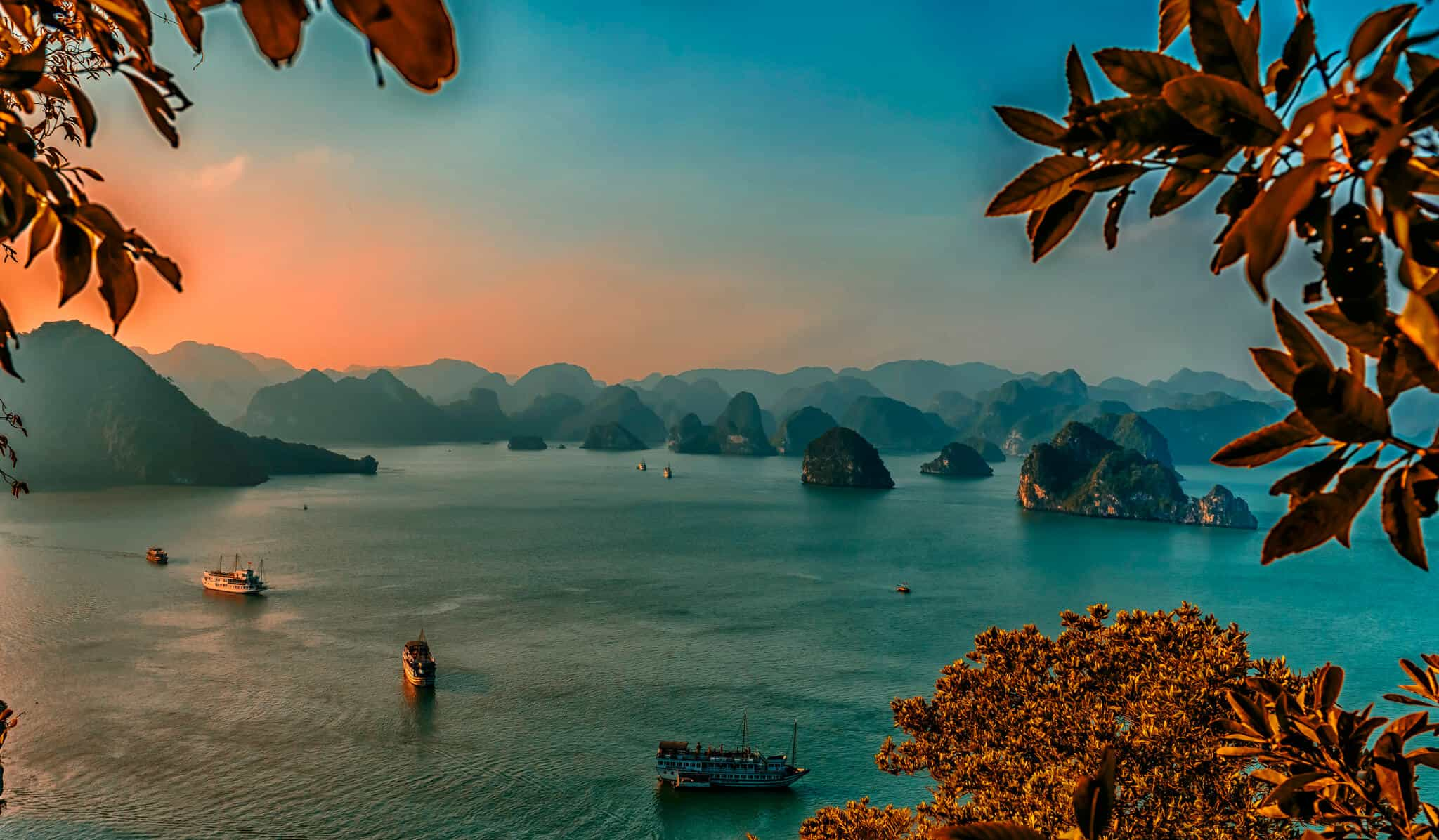 5D4N Hanoi, Sapa Valley _ Halong Bay Mimosa Day Cruise-1