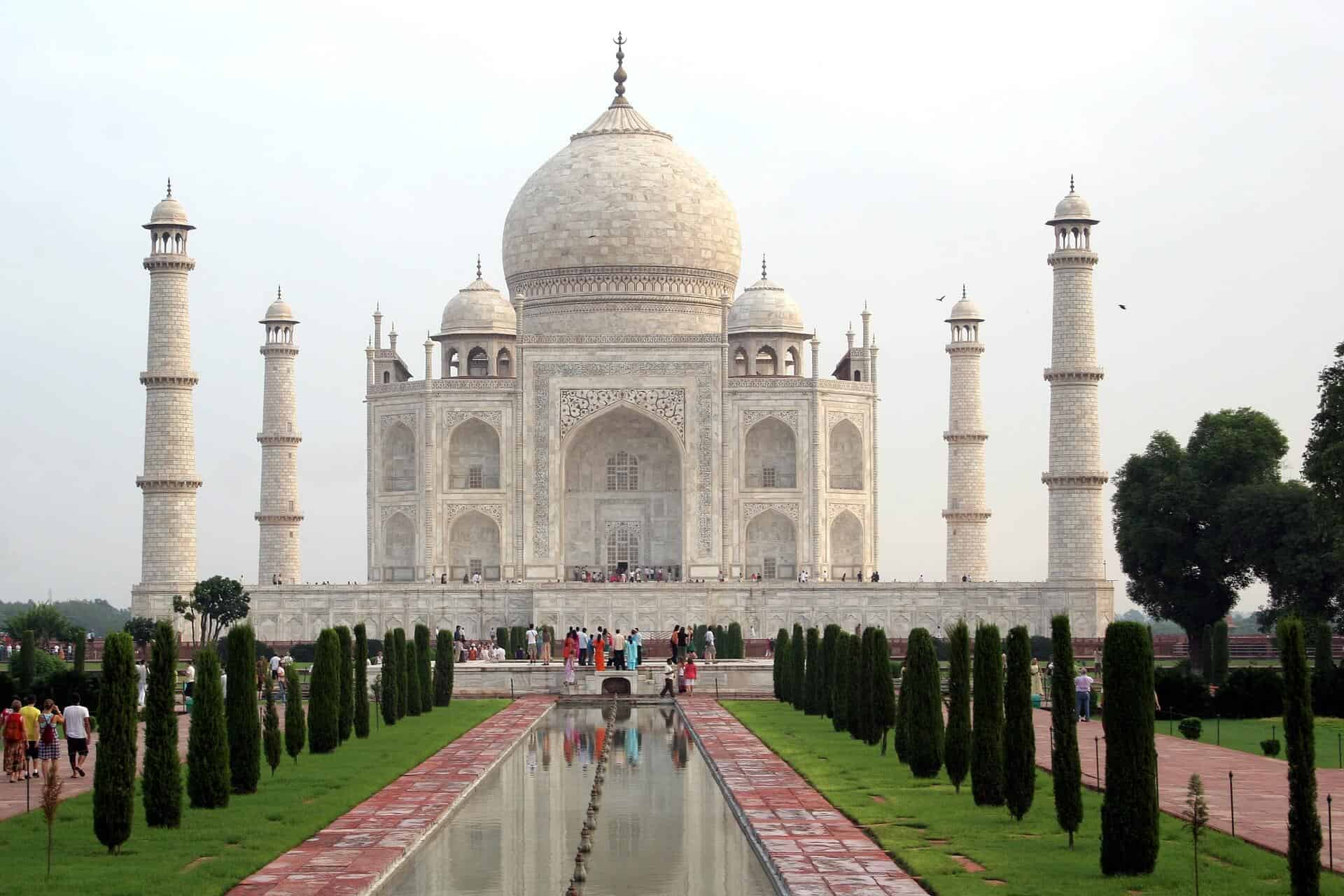 8D7N India Golden Triangle with Kashmir-1