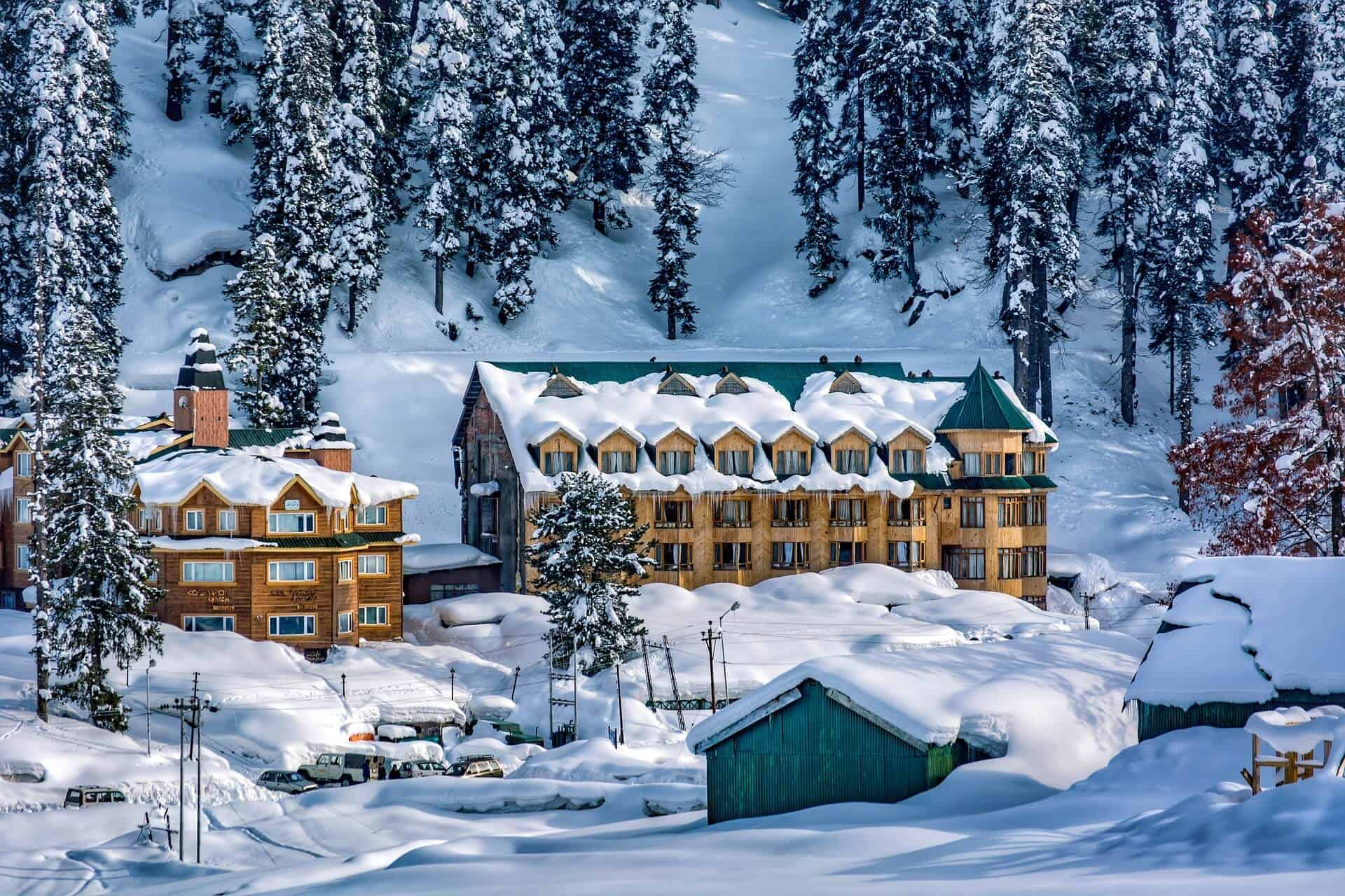 8D7N India Golden Triangle with Kashmir-4