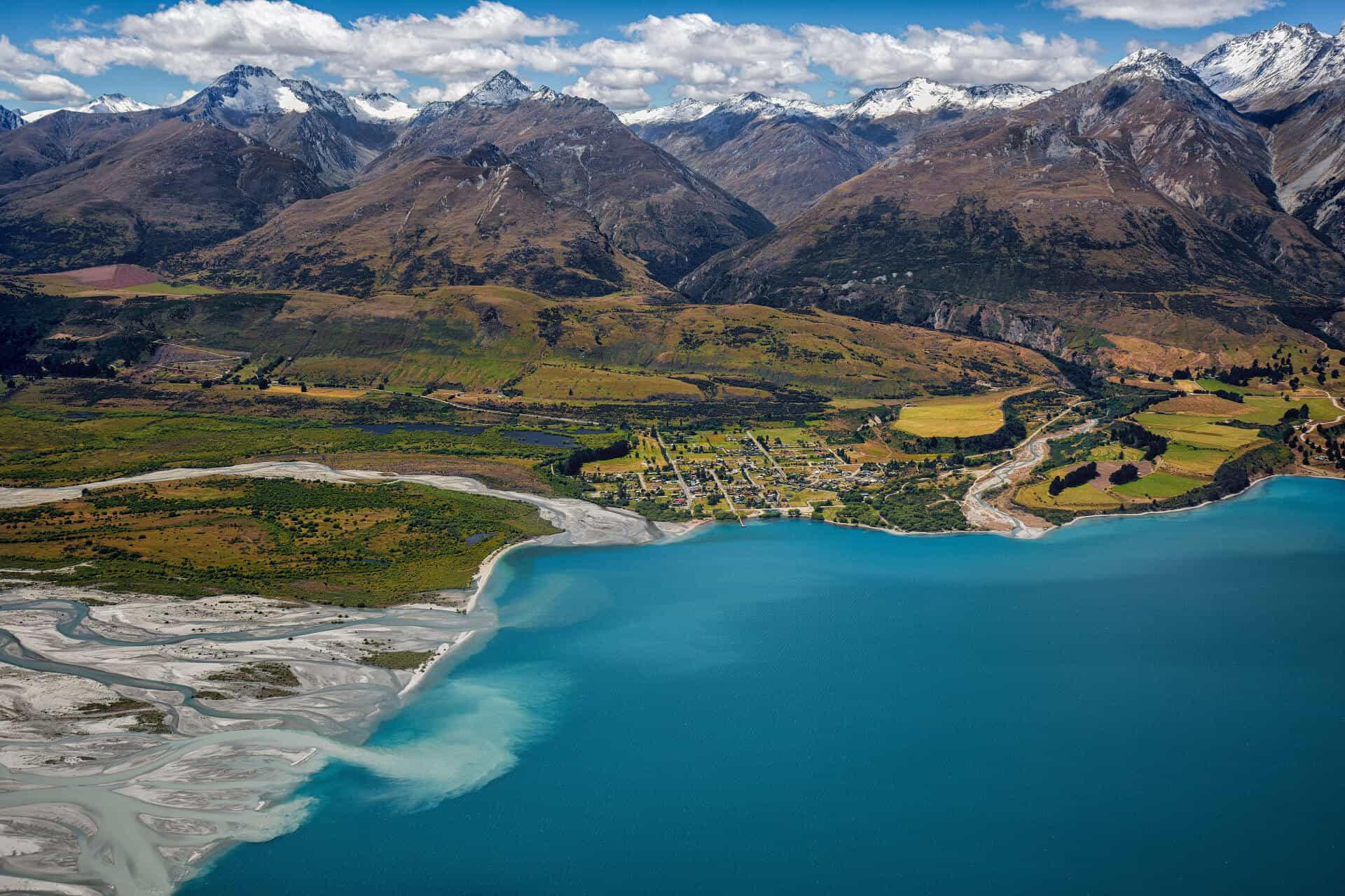 11D8N NEW ZEALAND South Lakes _ Glaciers-4