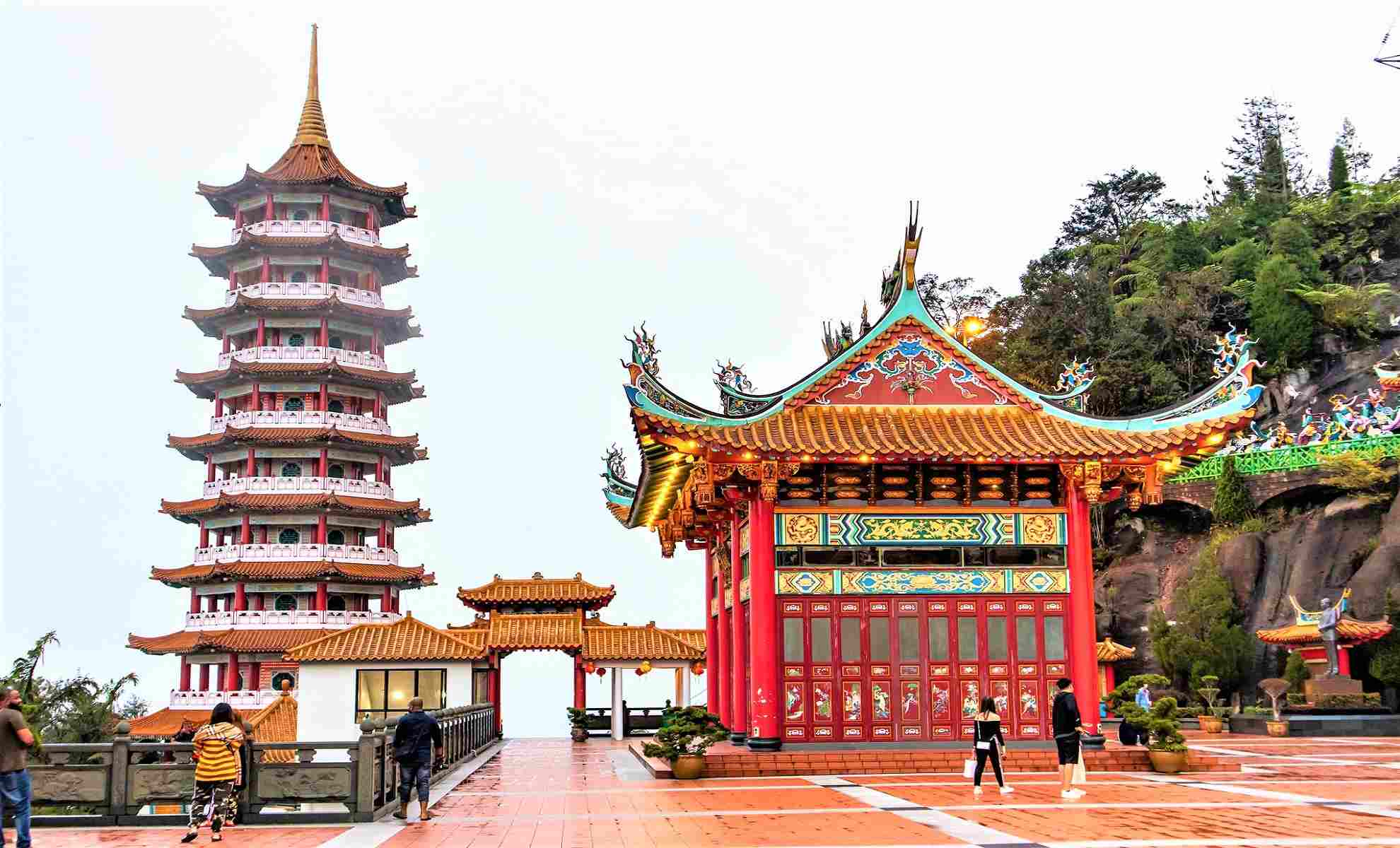 genting temple