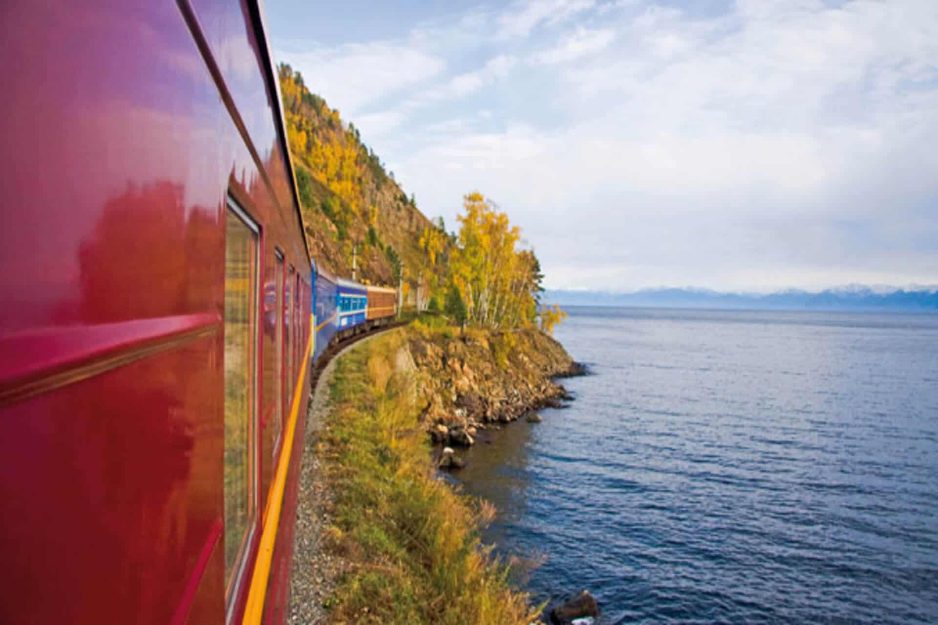 Grand Trans-Siberian Rail Express (Mongolia To Russia)-5