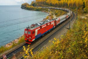 Grand Trans-Siberian Rail Express (Mongolia To Russia)-hero