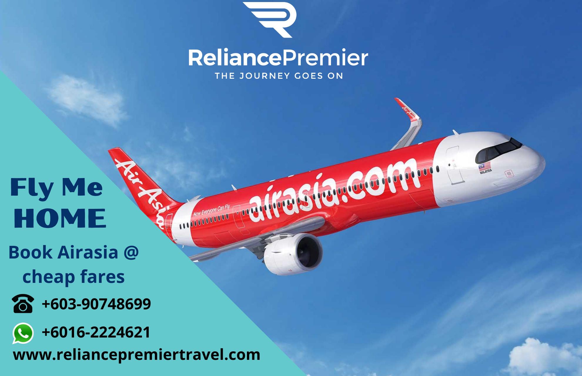 air asia flight booking