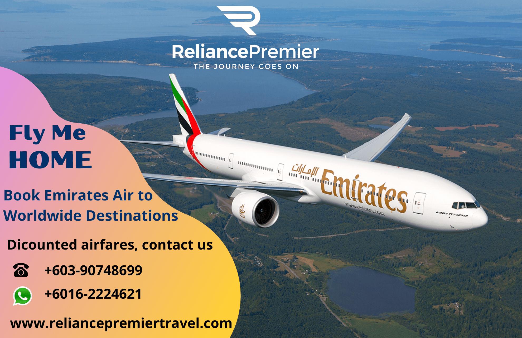 emirates air flight booking