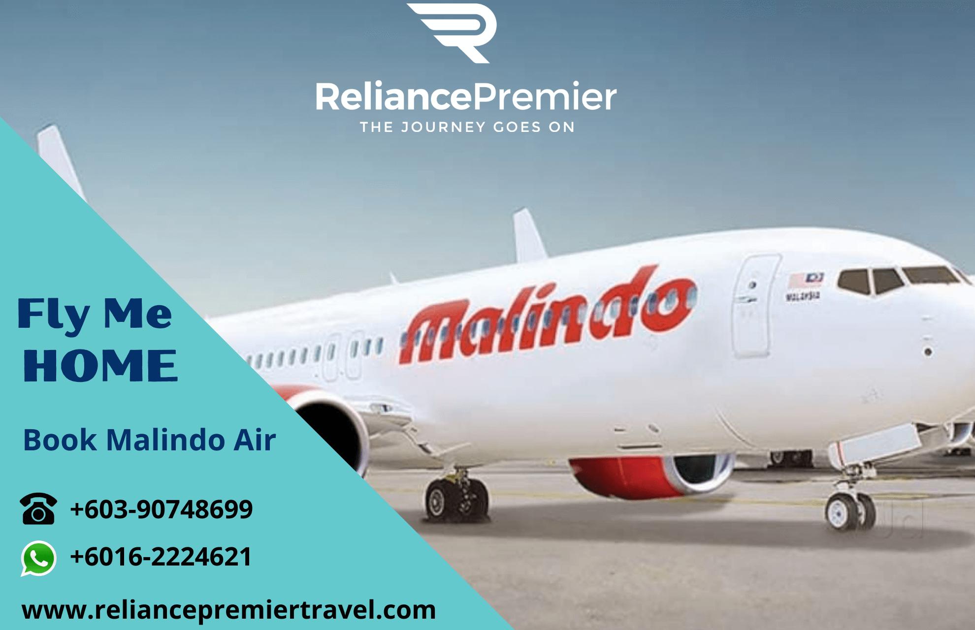 malindo air flight booking