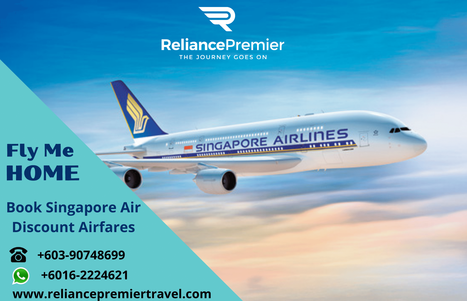Singapore air flight booking