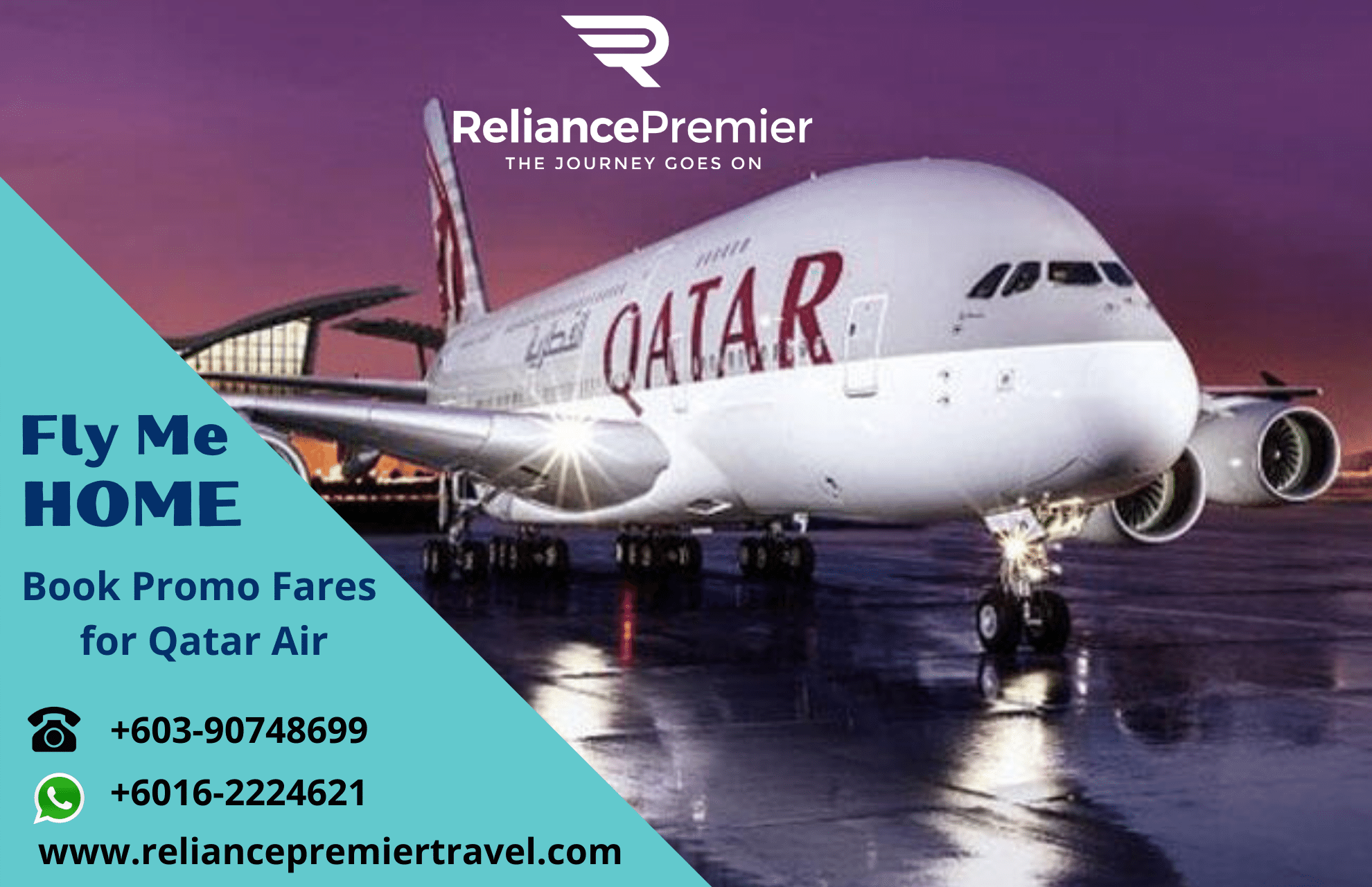 Qatar airways flight booking