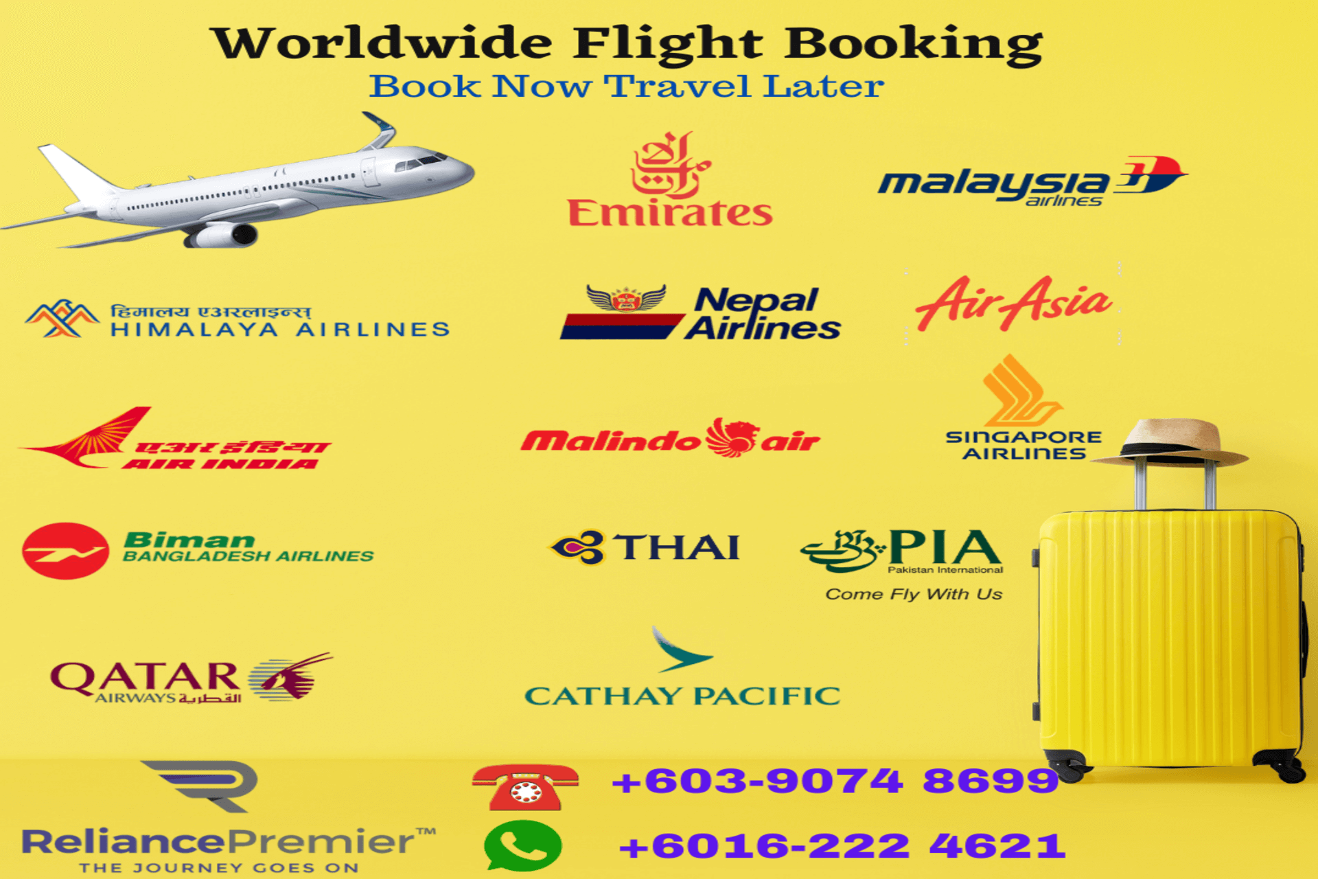 cheap flights booking service