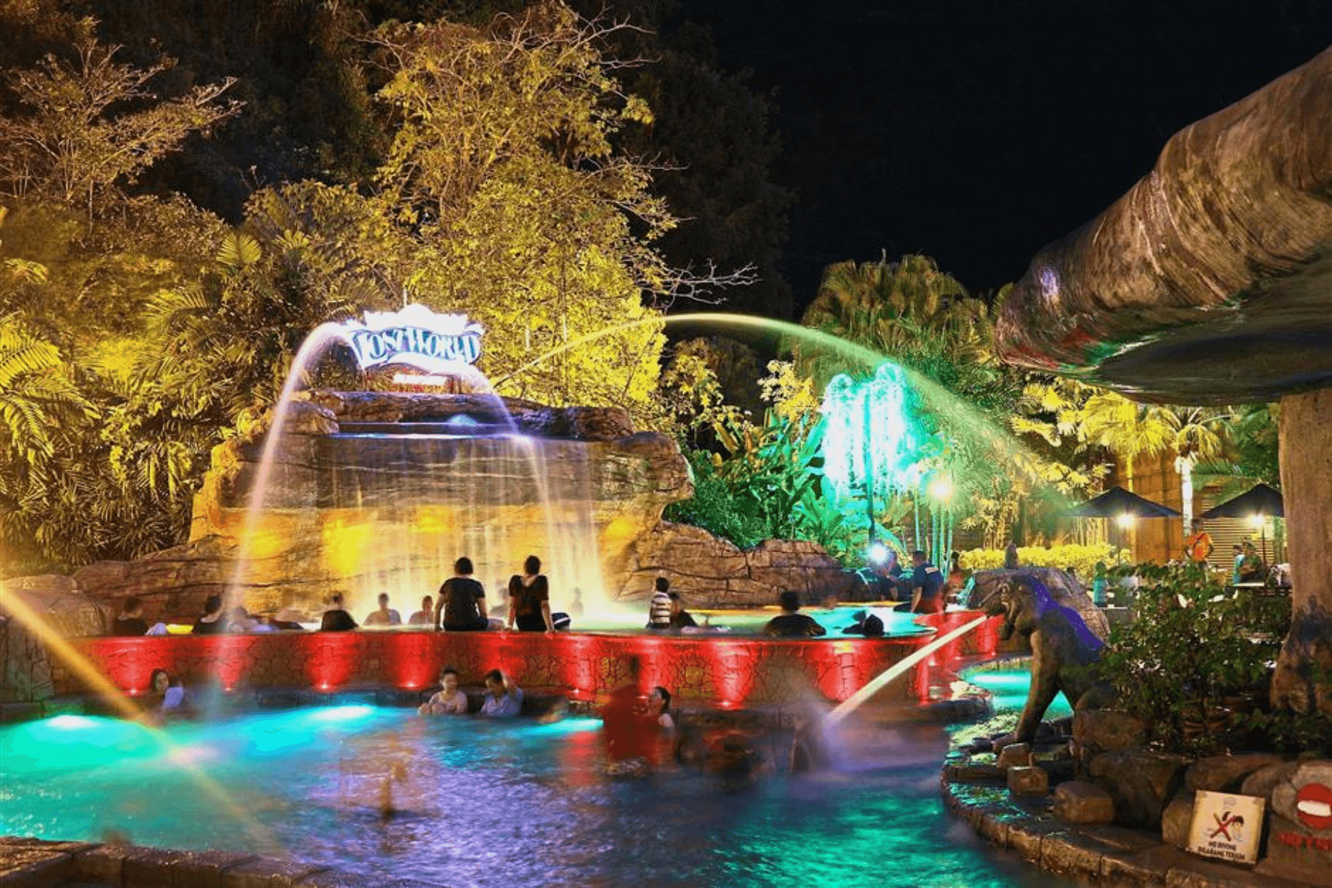 The Star Lost World of Tambun a popular destination
