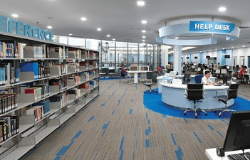 Sunway library