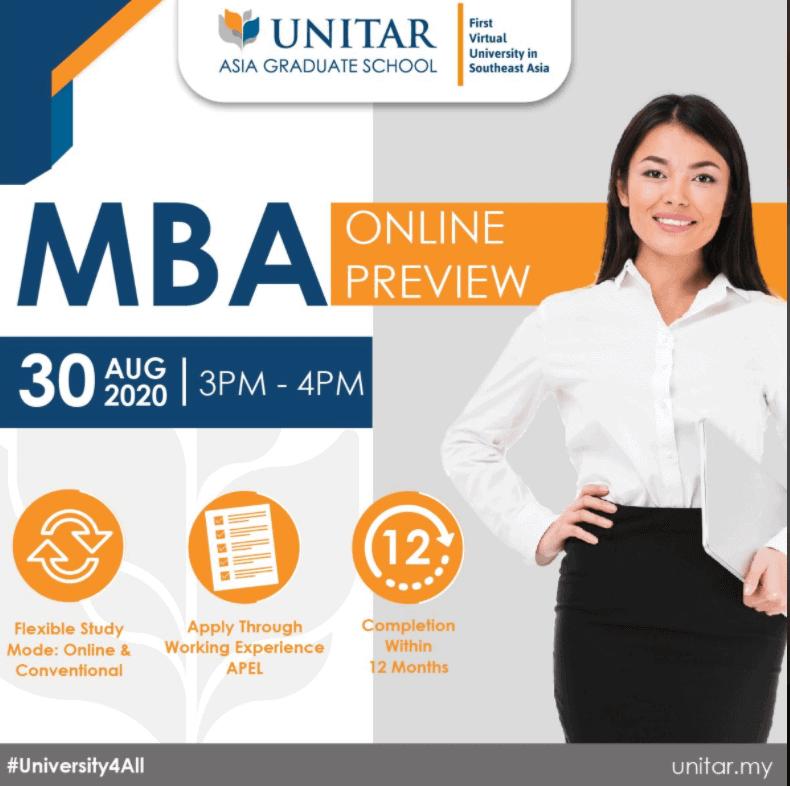UNITAR MBA
