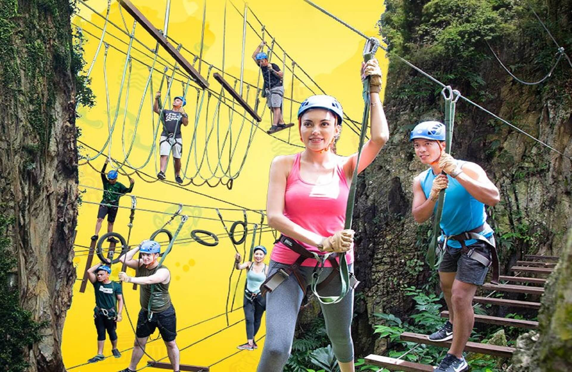 rock climb sunway Tambun