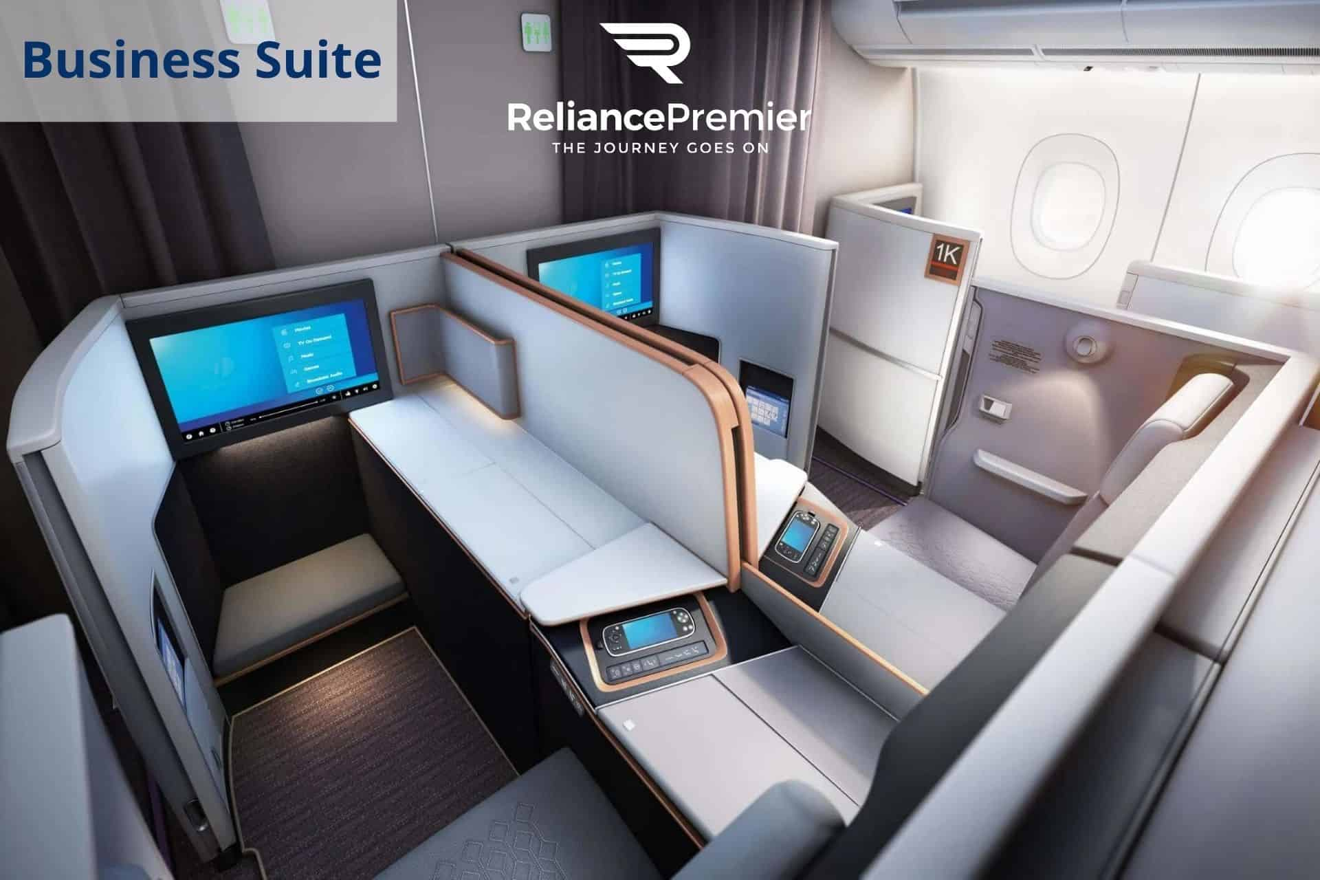Mas Airlines Business Suite