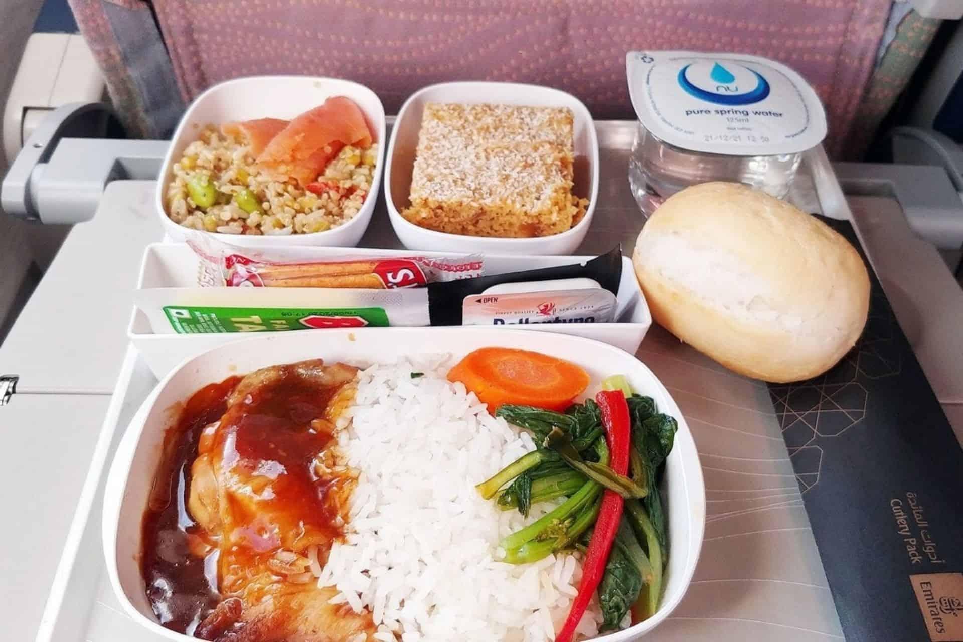 Emirates Meals