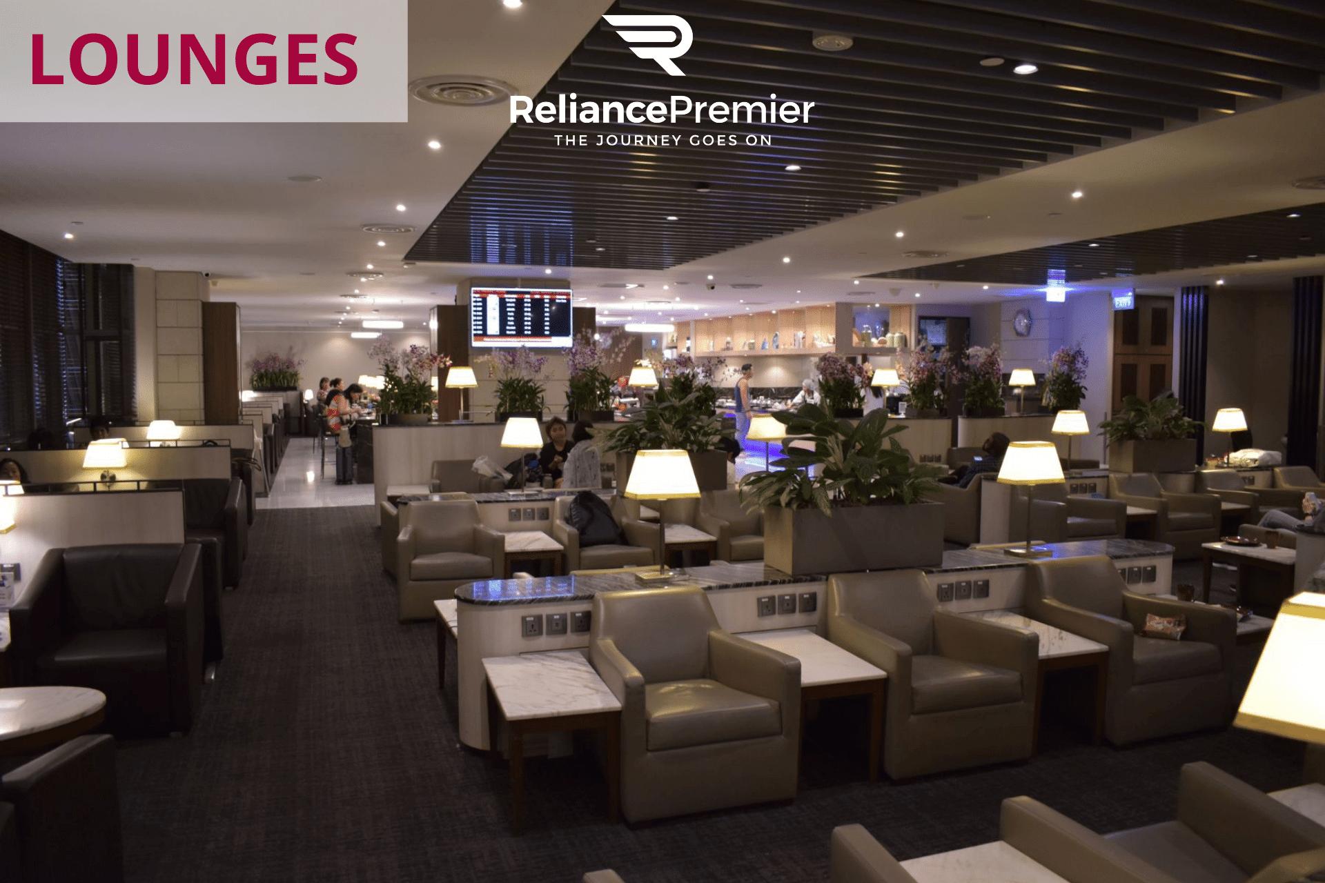 Qatar Airways Lounges