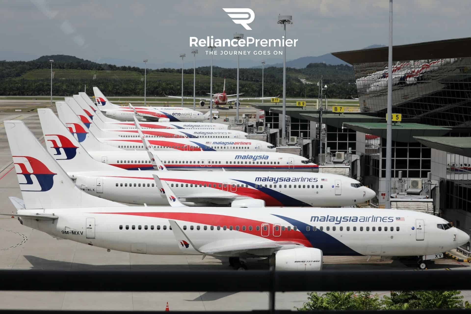 Mas Airlines planes