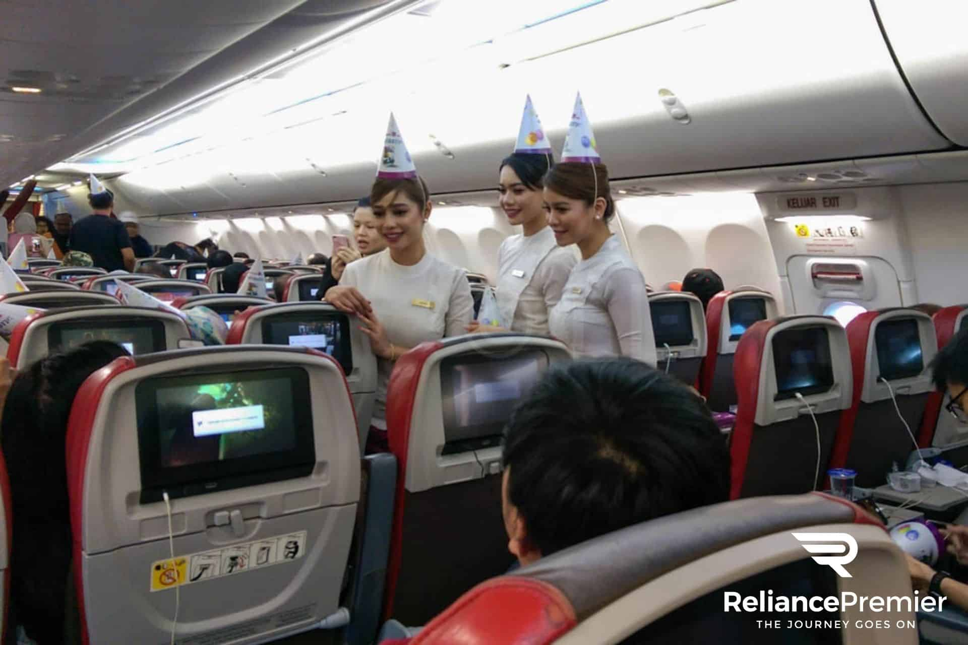 Malindo Air Crew