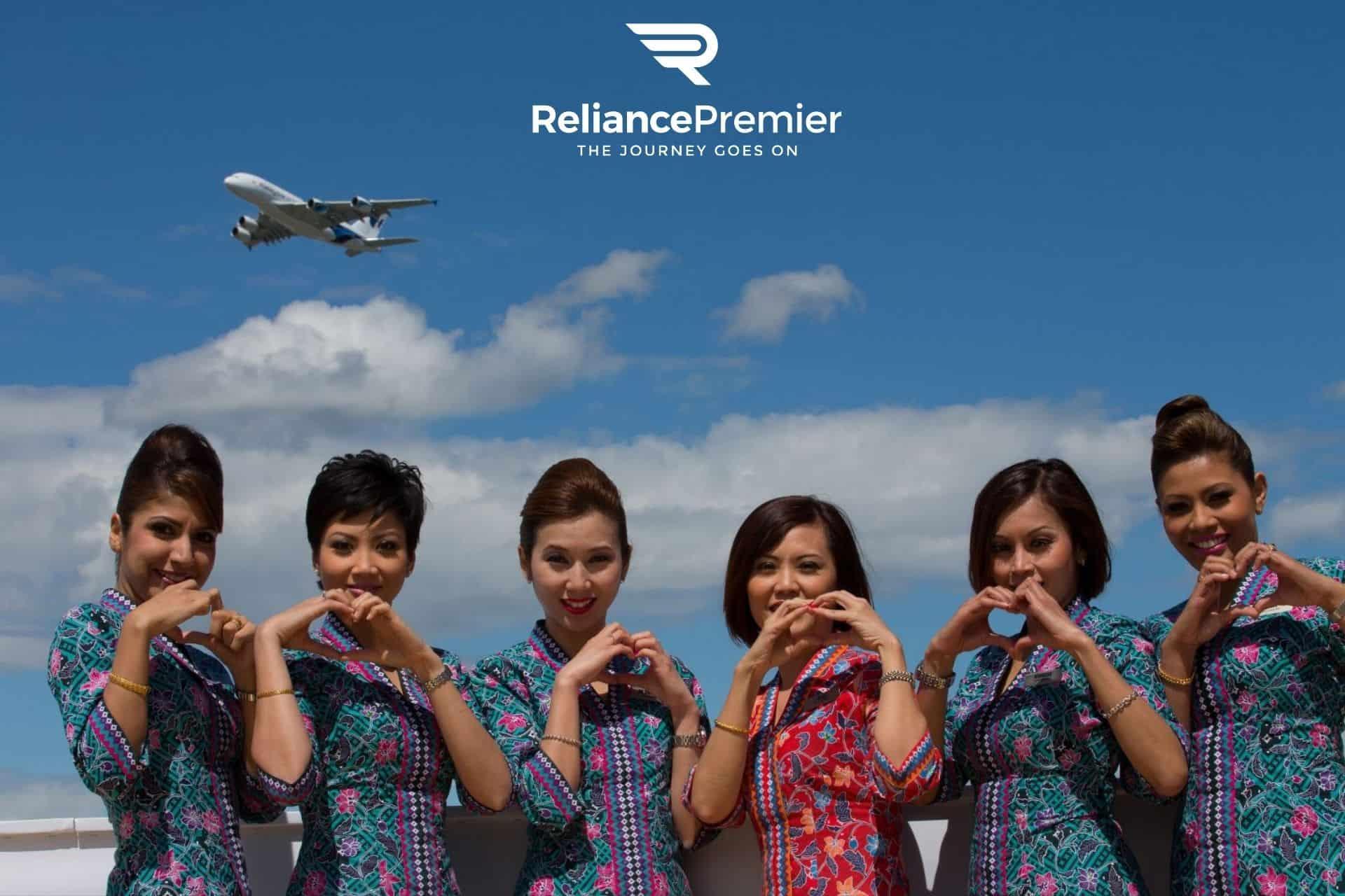 Mas airline crew