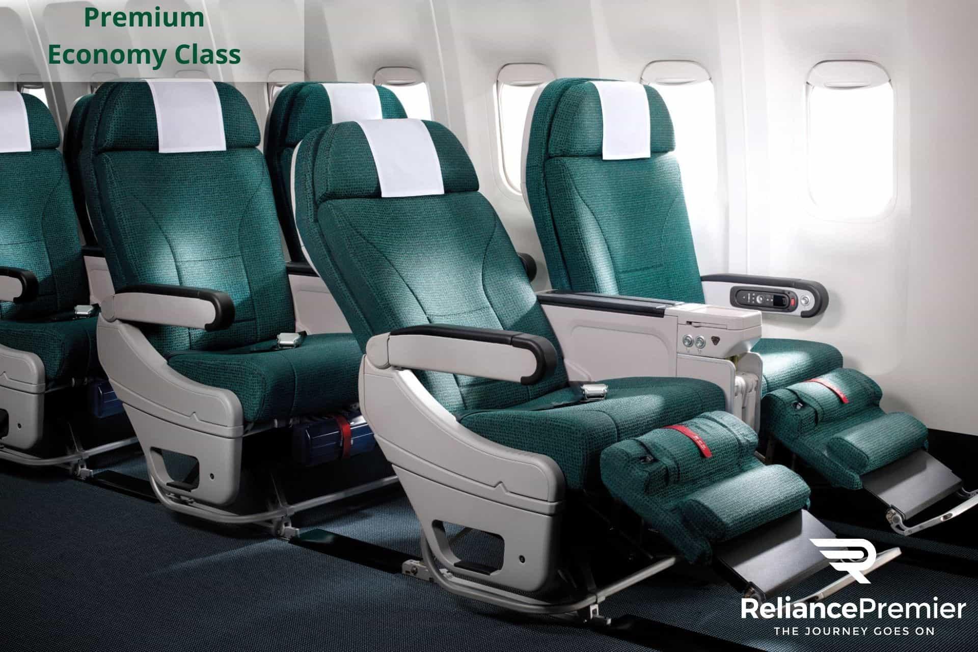Cathay pacific Premium Economy Class