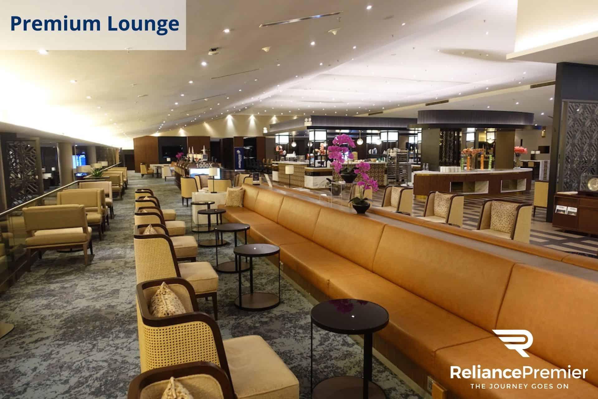 Mas Airlines Premium Lounge