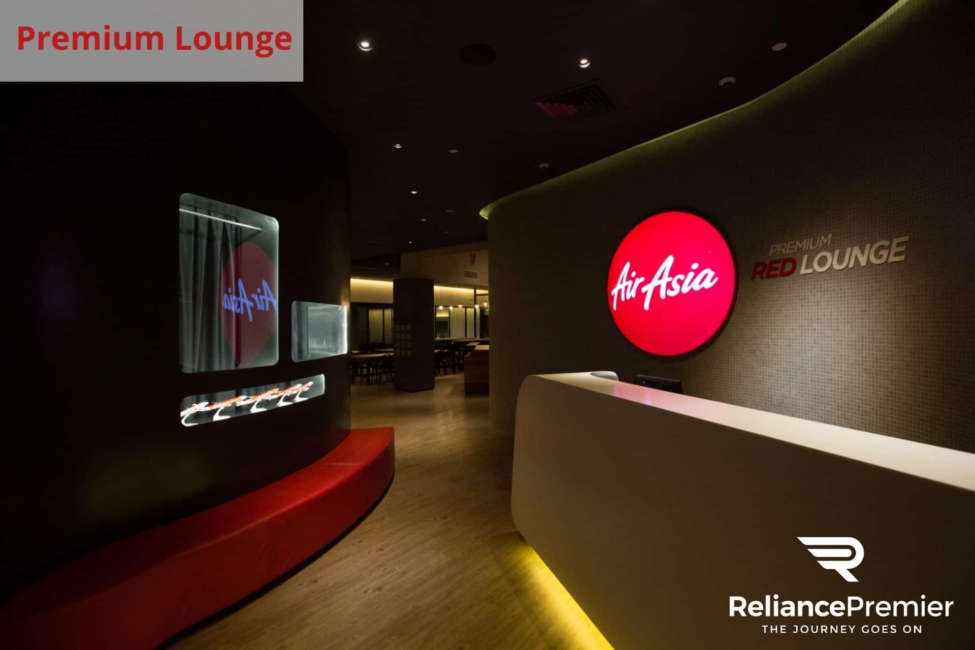 Airasia Premium Lounge