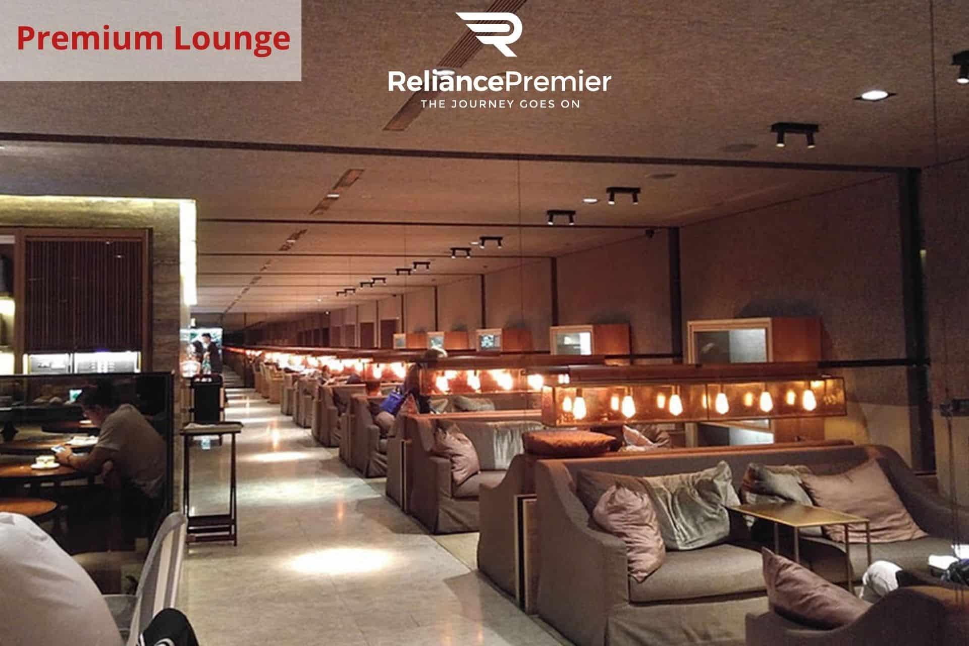 Malindo Air Premium Lounge