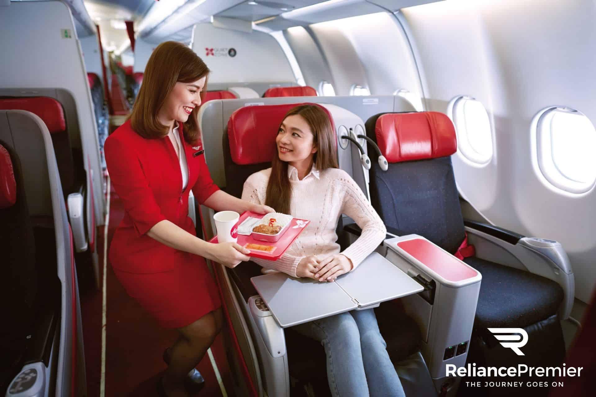 Airasia Premium cabin 1
