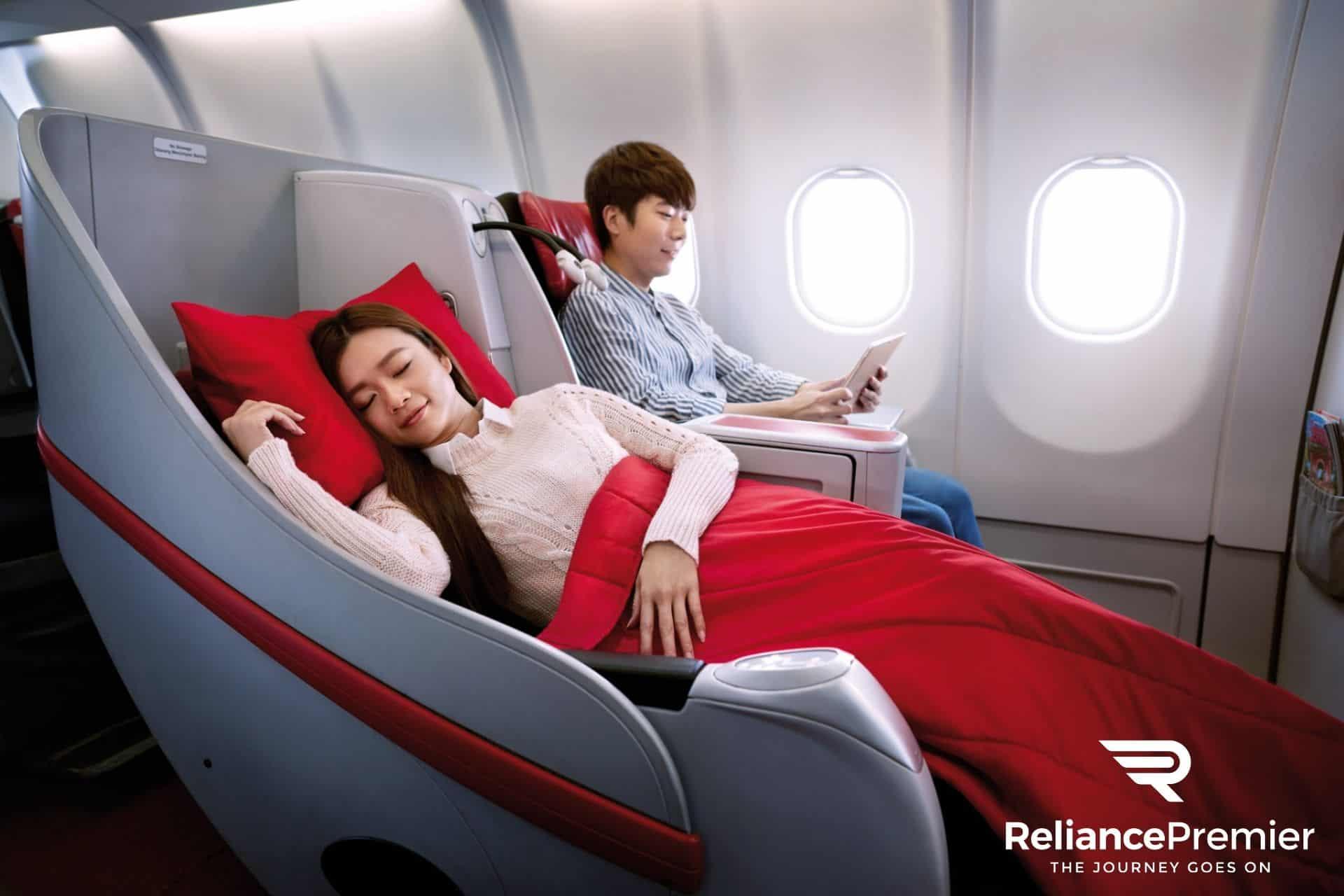 Airasia Premium cabin 2