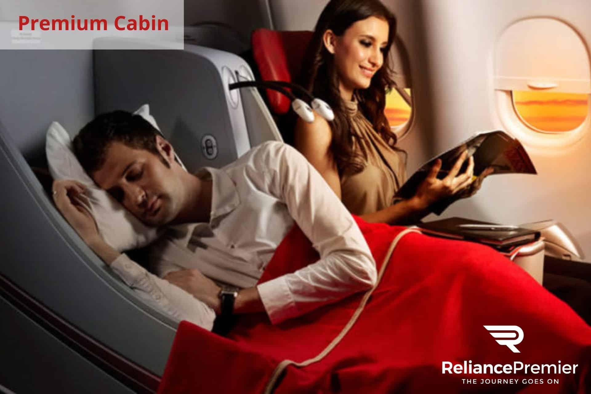 Airasia Premium cabin 3