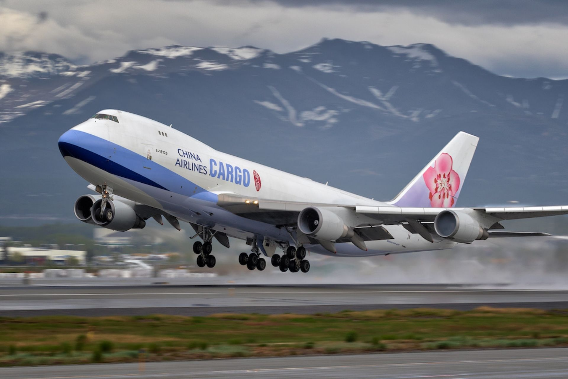 China Airlines plane 1