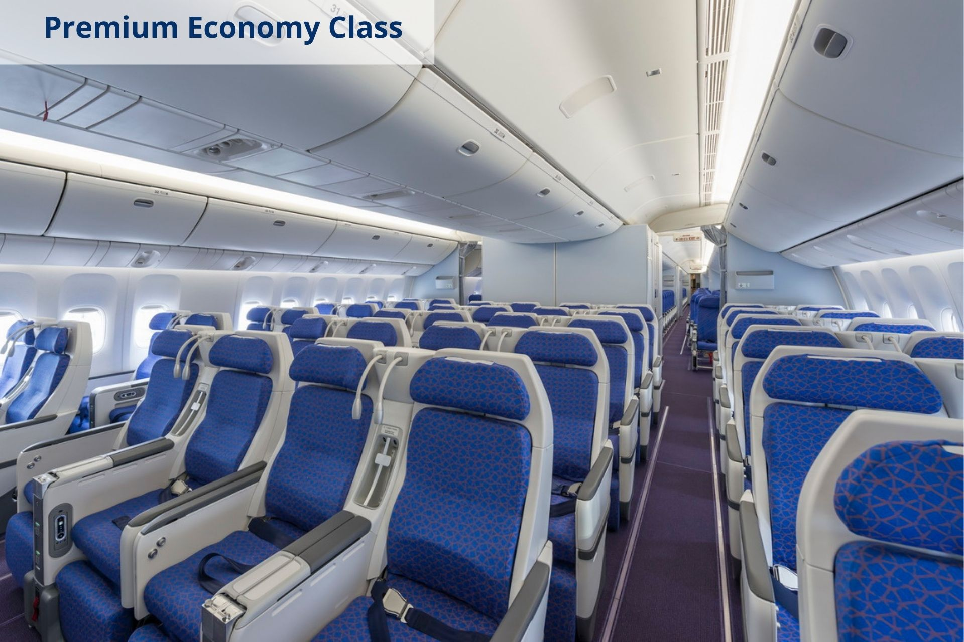 China Southern Airlines premium economy class