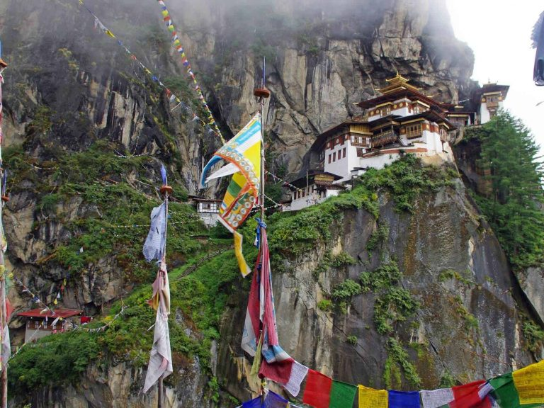6D4N Bhutan Charter Flight-hero