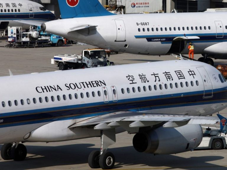 China Southern Airlines planes