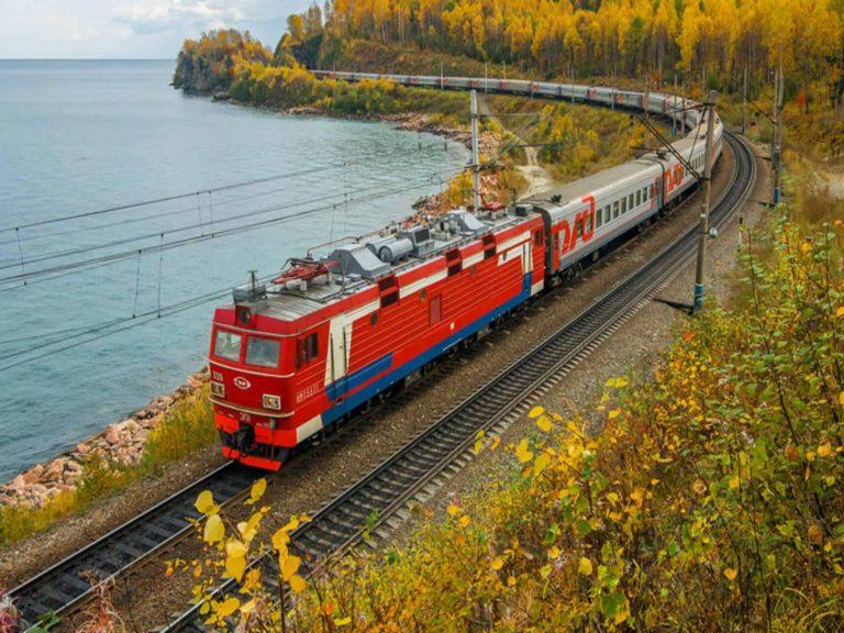 Grand Trans-Siberian Rail Express (Mongolia To Russia)-hero